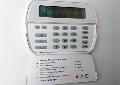 DSC Security Panel