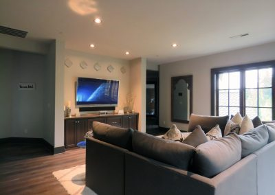 Family & Entertainment Based Solutions for Lakeside Home 83