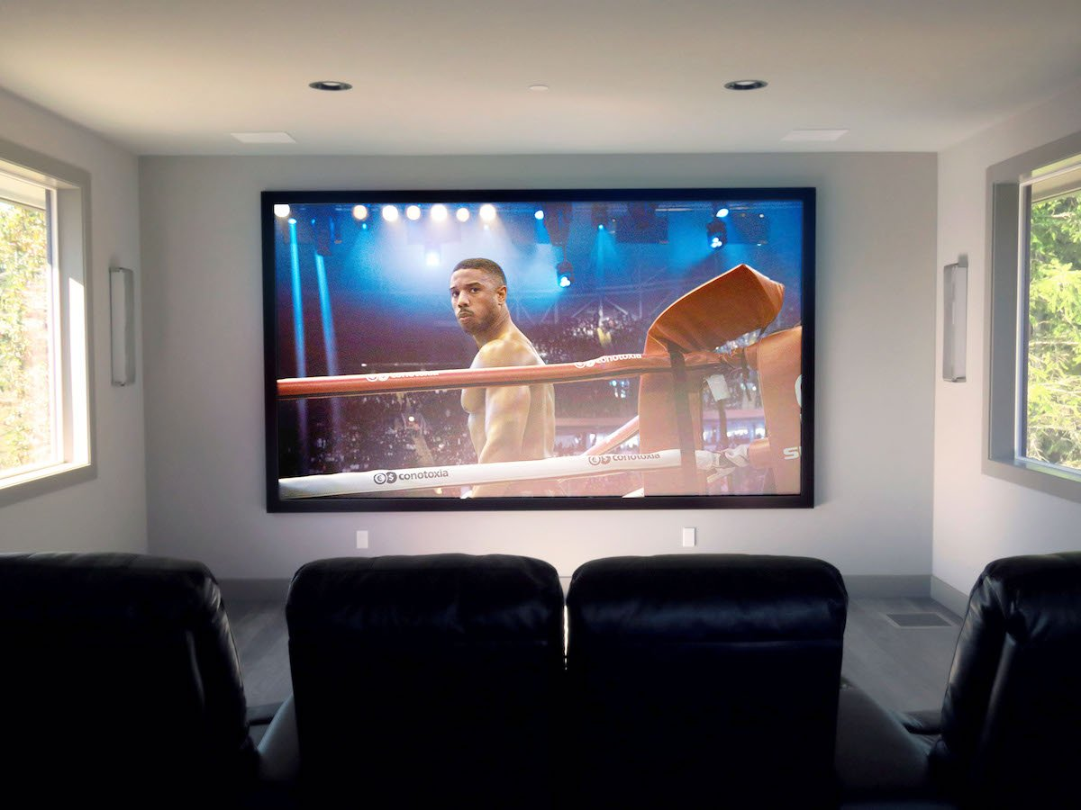 Multi-room Home Theater Experience 1