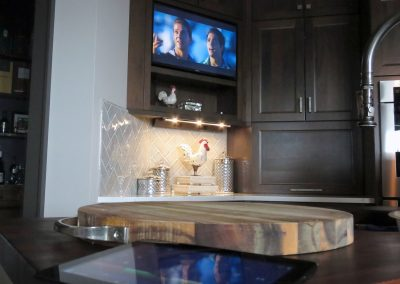 Family & Entertainment Based Solutions for Lakeside Home 79