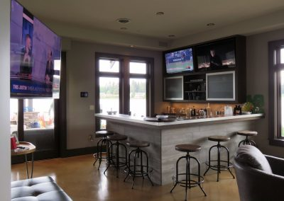 Family & Entertainment Based Solutions for Lakeside Home 92
