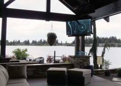Family & Entertainment Based Solutions for Lakeside Home 90