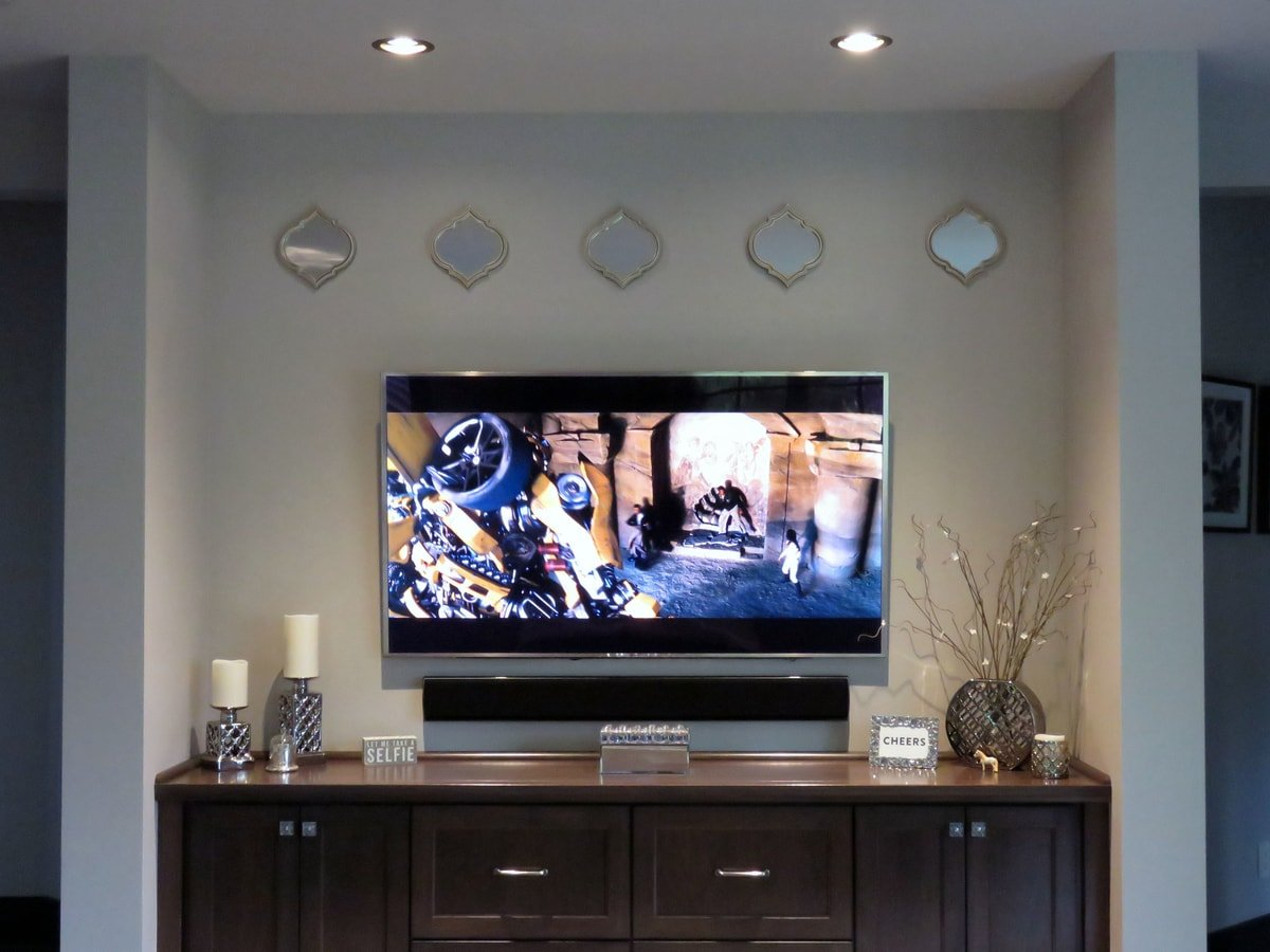 Family & Entertainment Based Solutions for Lakeside Home 38