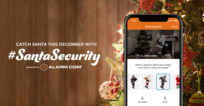 How to Watch Santa with Santa Security