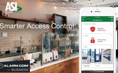 Meet the all in one Smarter Access Control for your Business