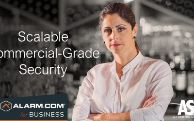Alarm.com Offers Scalable Commercial-Grade Security for Any Size Business