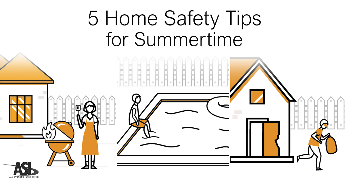 summer time safety tips