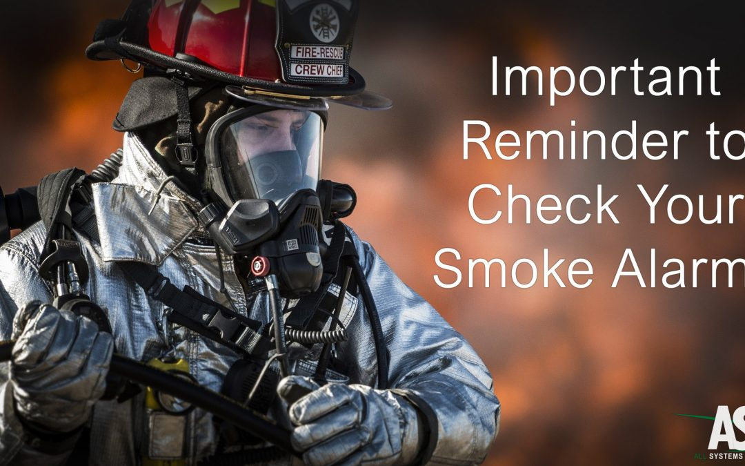 Local House Fire is a Good Reminder to Check Your Smoke Alarms