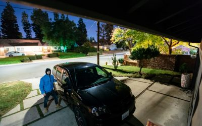 How to Protect Your Home and Garage With a Home Security System